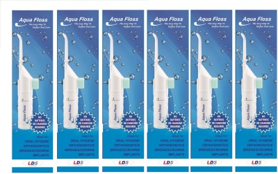 Aqua Floss Oral Irrigator And Water Floss - Neutral