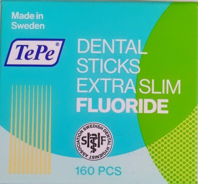 TePe Dental Stick- XSlim with Floride - Flouride