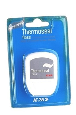 Thermoseal Waxed Dental Floss - Mint