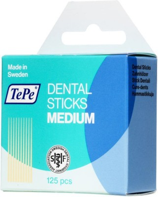 TePe Sweden Dental Sticks-Medium - Neutral