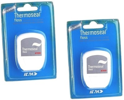 Thermoseal Two Dental Floss Boxes - Mint