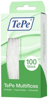 Tepe Multifloss - 100 Pack