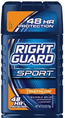 Right Guard Sport Triathlon Deodorant Stick  -  For Men