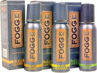 Fogg Island, Mountain, Forest Body Spray  -  For Men