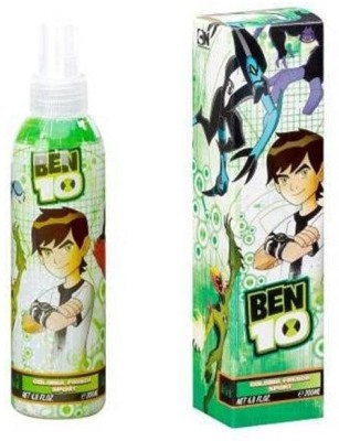 Cartoon Network Ben 10 Body Spray  -