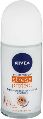 Nivea Stress Protect Anti Perspirant (Imported) Deodorant Roll-on  -  For Women(50 ml)