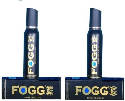 Fogg Fresh Aromatic Deodorant Spray  -  For Men, Boys
