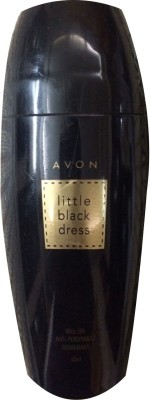 Avon Little Black Dress Deodorant Roll-on  -  For Girls, Women