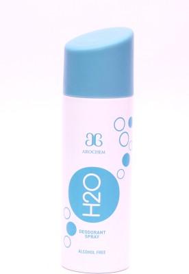 Arochem (Alcohol free) H2O Deodorant Body Spray  -  For Men, Women