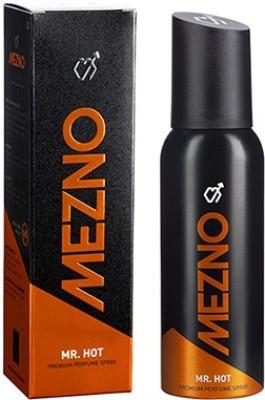 Mezno Mr.Hot Deodorant Spray  -  For Men