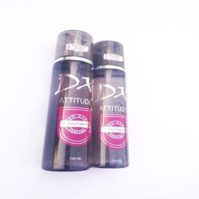 DX Attitude Deodorant Spray  -  For Boys, Men