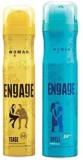 Engage Spell-Tease Deodorant Spray  -  F...