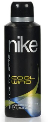Nike Cool Wind Eau de Deodorant Spray - For Men & Women  (200 ml)