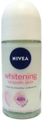 Nivea Whitening Deodorant Roll-on  -  For Women