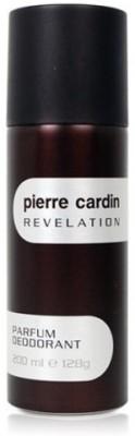 Pierre Cardin Revelation Deodorant Spray  -