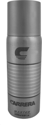 Carrera Master Deodorant Spray  -  For Men
