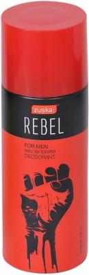 Zuska Rebel Premium Deodorant Spray  -  For Men