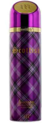 Scotish Deos Inverse Deodorant Spray  -  For Women