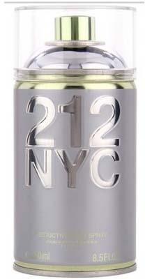 Carolina Herrera 212 Nyc Body Spray  -  For Girls