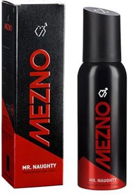 Mezno Mr.. Naughty Deodorant Spray  -  For Men