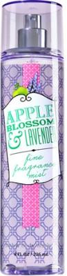 Bath & Body Works Apple Blossom & Lavender Body Mist  -  For Women