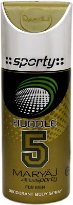 Maryaj Sporty Huddle 05 Body Spray  -  For Boys