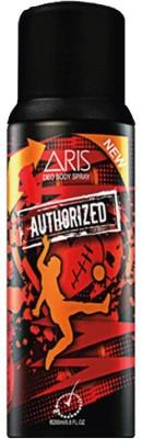 Aris Authorized Deodorant Spray  -  For Men