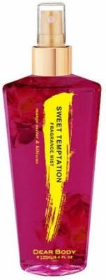 Dear Body SWEET TEMPTATION Body Mist  -  For Women, Girls