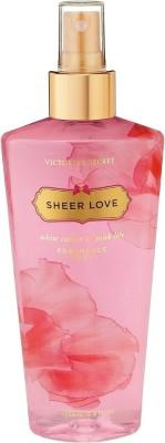 Victoria's Secret Sheer Love Fragrance Body Mist  -  For Women(250 ml)