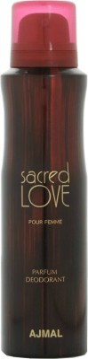 Ajmal Sacred Love Deodorant Spray  -  For Women