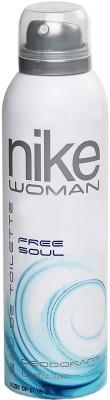 Nike Free Soul Deodorant Spray  -  For Women