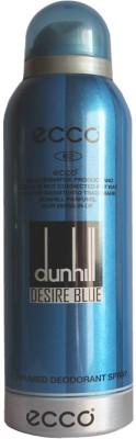 Ecco Dunhill Desire Blue Deodorant Spray  -  For Men, Women