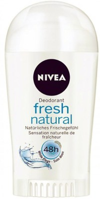 Nivea Fresh Natural Feeling Antiperspirant Deodorant Roll-on  -  For Men & Women(40 ml) at flipkart