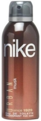 Nike Urban Musk Deodorant Spray  -  For Men