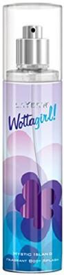 Layer,r Wottagirl Body Splash - Mystic Island Body Mist  -  For Women