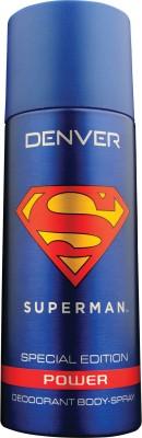 Denver Superman Power Deo 150 Ml Deodorant Spray - For Men(150 ml)