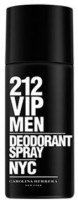 Carolina Herrera 212 VIP Deodorant Spray  -  For Men
