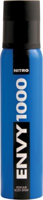 ENVY 1000 Nitro Deo 130 Ml Deodorant Spray - For Men