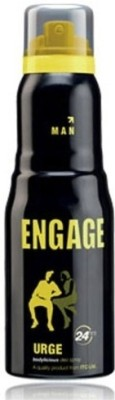 Engage Urge Deodorant Spray  -  For Men