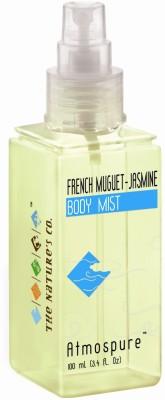 The Nature's Co French Muguet – Jasmine Body Mist  -  For Boys, Men, Girls, Women
