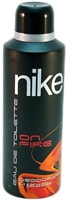 Nike On Fire Deodorant Spray  -  For Men
