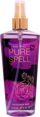Dear Body Pure Spell 250 Body Mist  -  For Boys, Girls