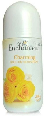 Enchanteur Charming Deodorant Roll-on  -  For Women