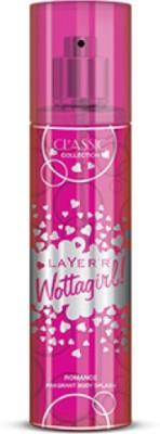 Layer,r Wottagirl Classic Romance Deodorant Spray  -  For Women