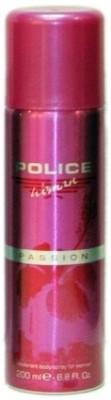 Police Passion Deodorant Spray  -  For Women