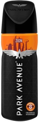 Park Avenue Zion Deodorant Spray - For Men(130 ml)