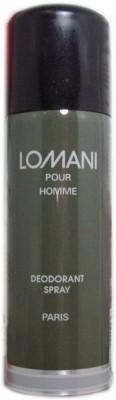 Lomani Spray Deodorant Spray  -  For Women, Men