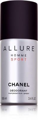 Chanel Allure Homme Sport Deodorant Spray  -  For Men