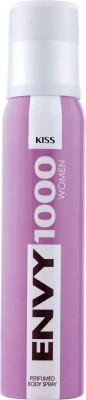 Envy 1000 Kiss Deodorant Spray - For Women  (120 ml)