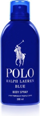 Ralph Lauren Blue Deodorant Spray  -  For Men